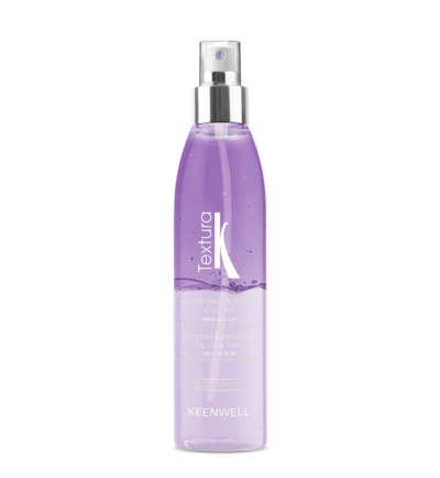 TEXTURA – Scented sublimating body dry oil & tonic – Triple action – LAVENDER