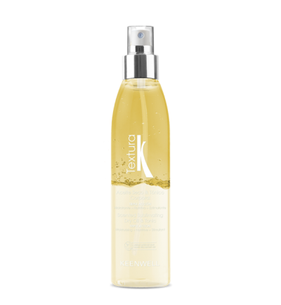 TEXTURA – Scented sublimating body dry oil & tonic – Triple Action – VANILLA